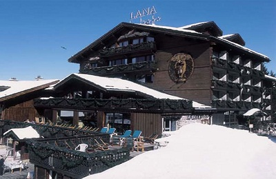 Courchevel:Hotel Le Lana