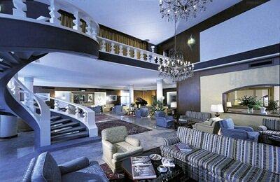 Abano Terme:Hotel Terme Bristol Buja