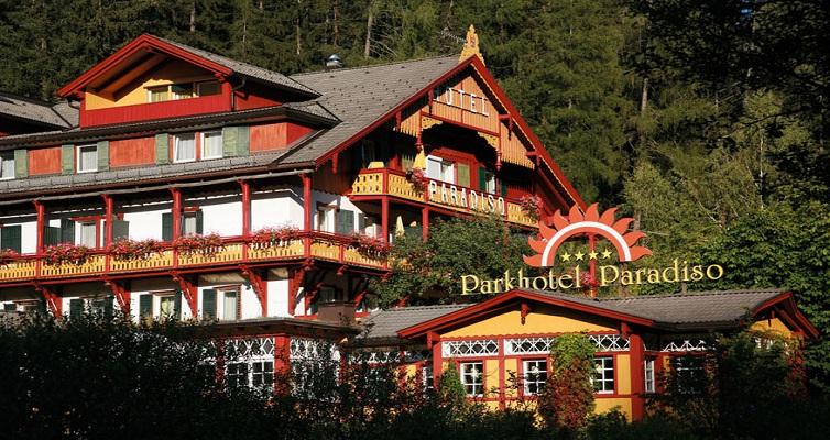 Park Hotel Sole Paradiso Val Pusteria