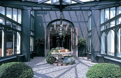 Bruges:Hotel De Tuilerieën