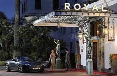 Sanremo:Royal Hotel Sanremo