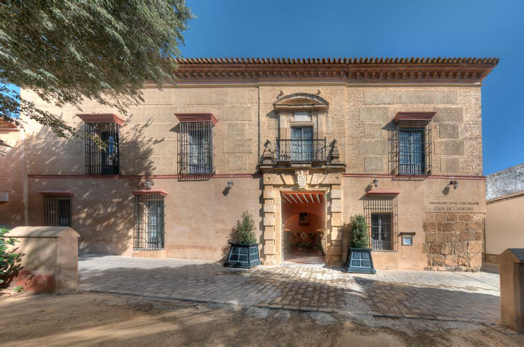 Carmona:Casa Palacio de Carmona