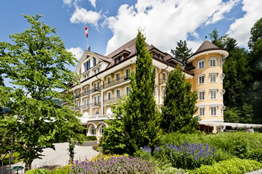 Gstaad:Grand Hotel Bellevue