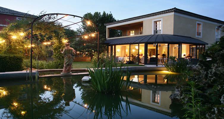Saint-Paul-Trois-Chateaux:Villa Augusta
