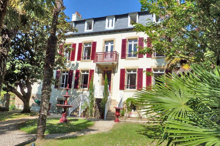 Logonna-Daoulas:Domaine de Moulin Mer