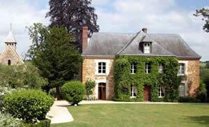 Crouttes-Vimoutiers:Le Prieure Saint-Michel