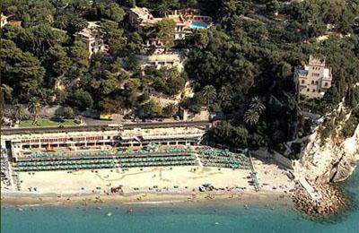 Finale Ligure:Hotel Punta Est
