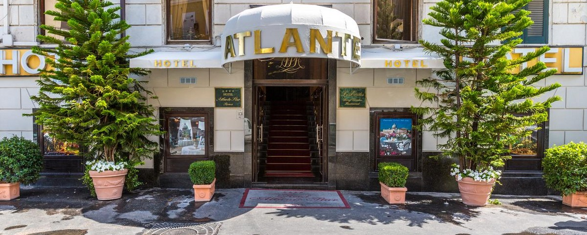 Hotel Atlante Star Rome Italy Updated 2019 Official Website