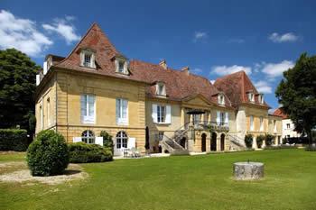 Mouleydier:Chateau Les Merles
