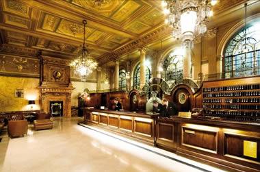 Brussels:Hôtel Métropole