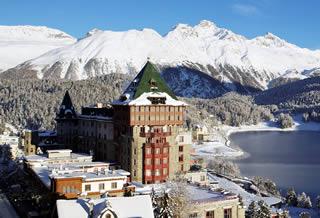 Saint Moritz:Badrutt´s Palace Hotel