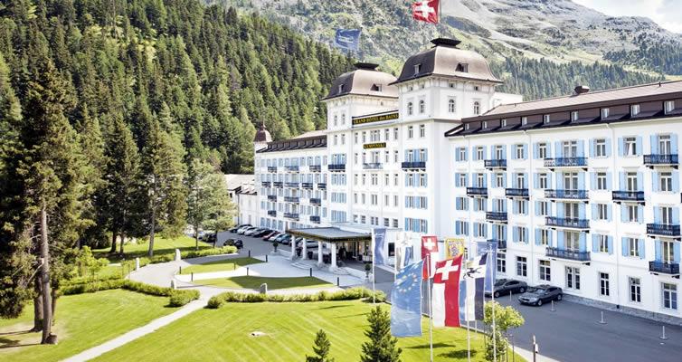 kempinski grand hotel des bains saint moritz switzerland
