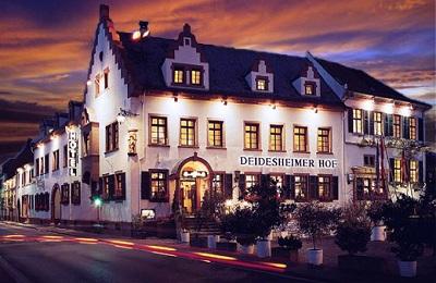 Deidesheim:Hotel Deidesheimer Hof
