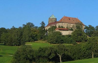 Colmberg (Ansbach - 16 km):Hotel Burg Colmberg