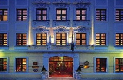 Dresden:Hotel Bulow Residenz
