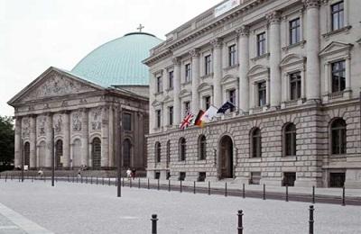 Berlin:Hotel de Rome