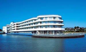 Arzon:Hotel Miramar La Cigale