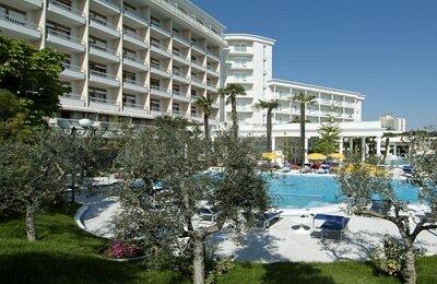 Abano Terme:Hotel La Residence & Idrokinesis