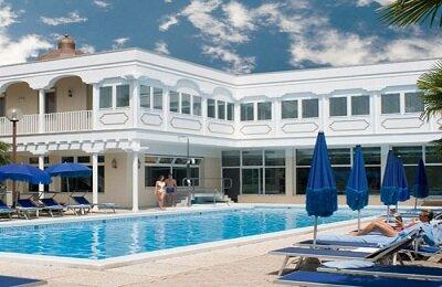 Abano Terme:Hotel Terme Metropole