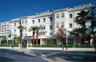 Abano Terme:Grand Hotel Terme Trieste & Victoria
