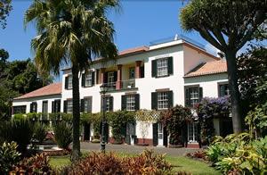 Funchal:Quinta Jardins do Lago