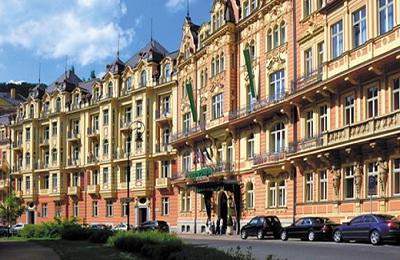 Karlovy Vary:Carlsbad Plaza