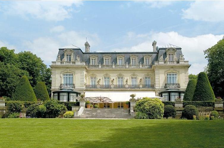 Reims:Les Crayeres