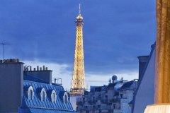 Duplex Eiffel Suite