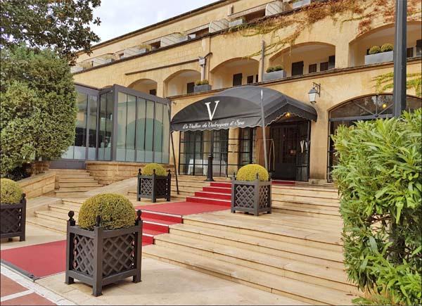 St-Remy de Provence:Le Vallon de Valrugues & Spa