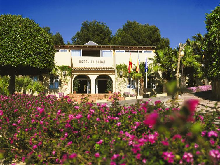 Javea:Hotel El Rodat