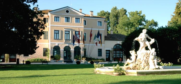 Hotel Villa Tacchi Villalta Di Gazzo Padovano