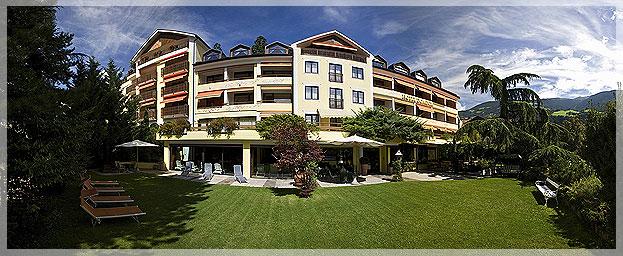 Bressanone:Hotel Dominik am Park
