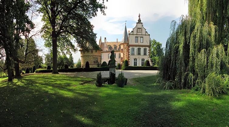 Osthoffen:Le Chateau d'Osthoffen