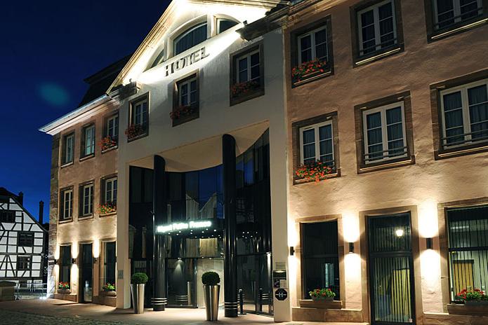 Strasbourg:Hotel Regent Petite France & Spa