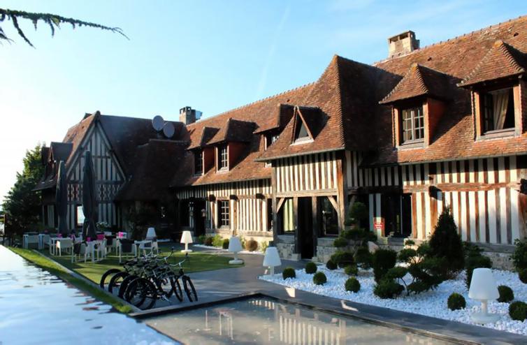 Honfleur:Hotel La Chaumière