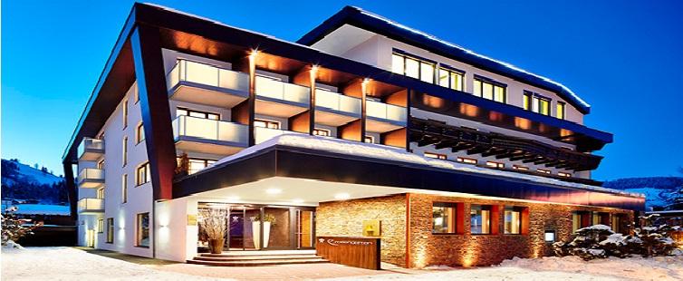 Kirchberg / Tirol:Hotel Restaurant Spa Rosengarten