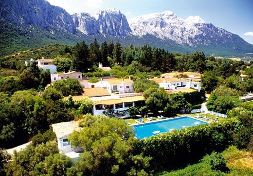 Oliena:Hotel Su Gologone