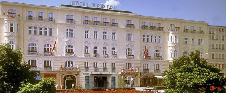 Salzburg city:Hotel Bristol Salzburg