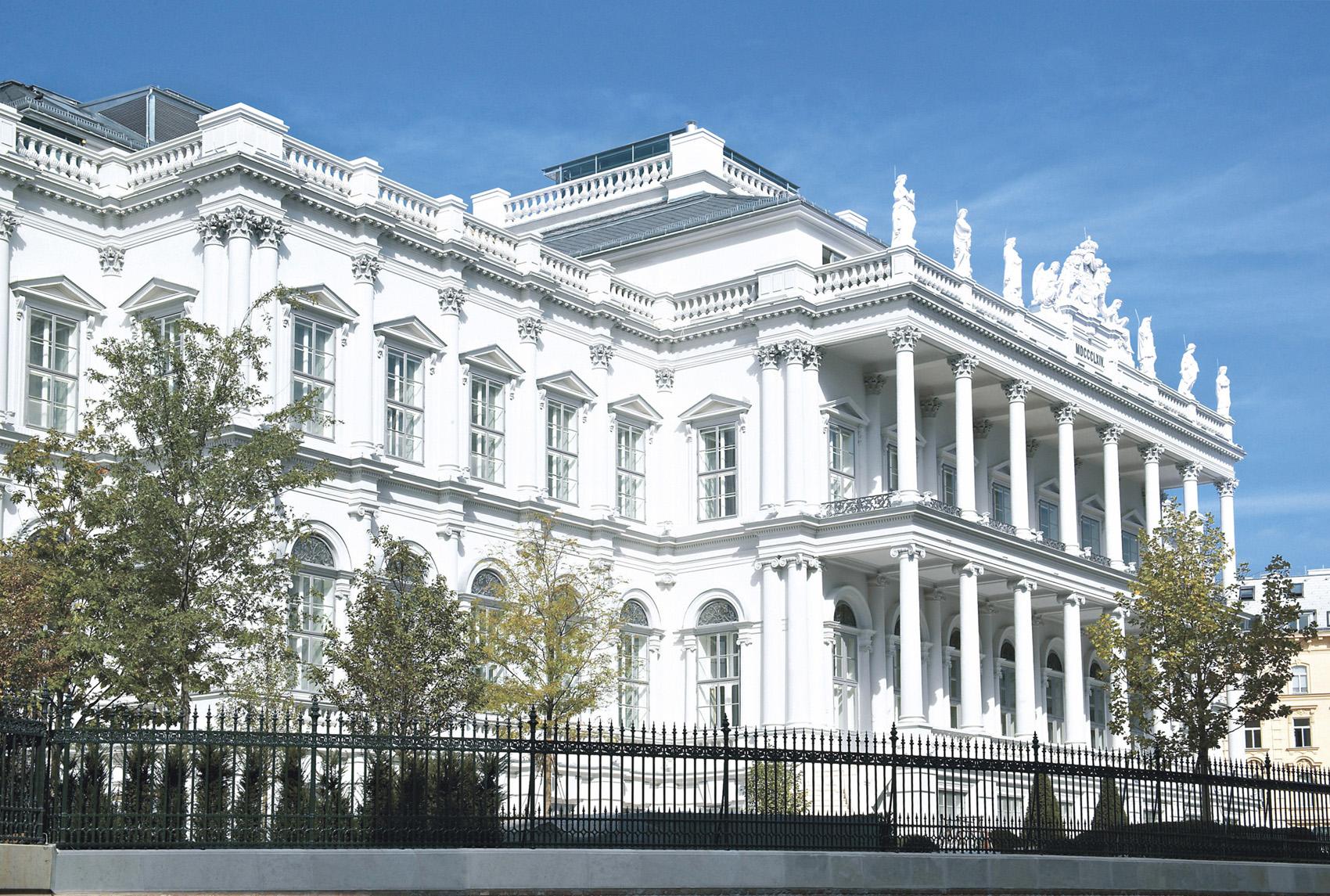 Vienna:Palais Coburg