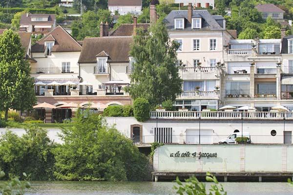 Joigny:La Cote Saint Jacques