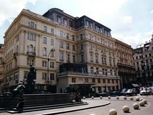Vienna:Hotel Ambassador
