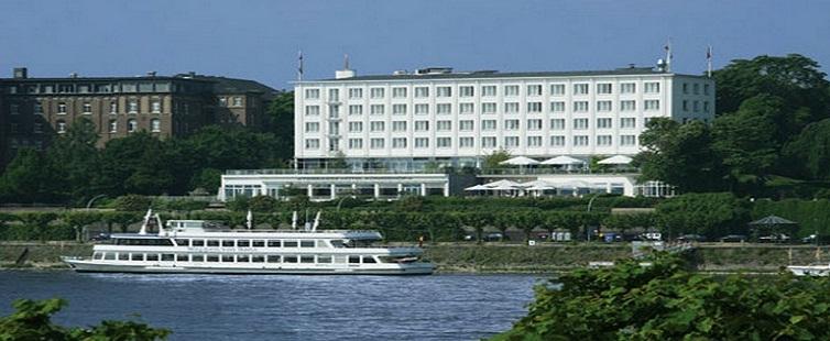Bonn:Hotel Königshof Bonn