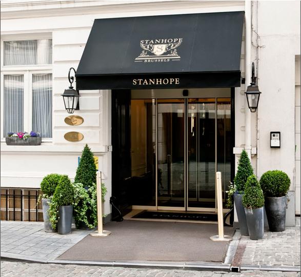 Brussels:Stanhope Hotel