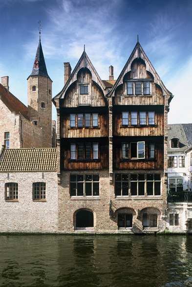 Bruges:Relais Bourgondisch Cruyce