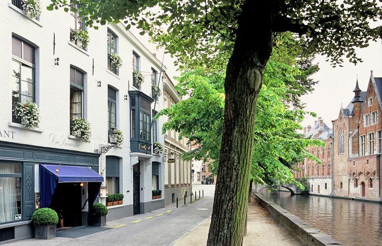 Brugge:Die Swaene