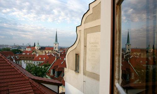 Prague:Golden Well Hotel