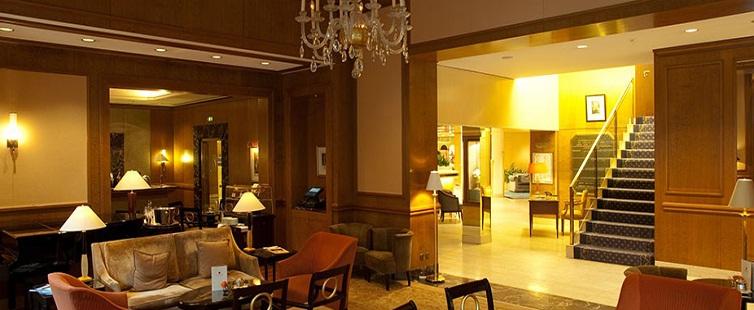 Wiesbaden:Hotel Nassauer Hof