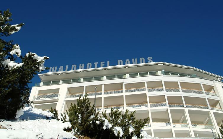Davos Platz:Waldhotel Davos