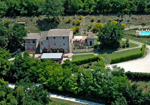Deruta (Perugia - 19 km):L'Antico Forziere