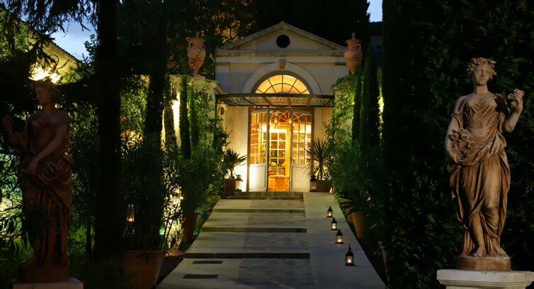 Aix en Provence:Villa Gallici Hotel